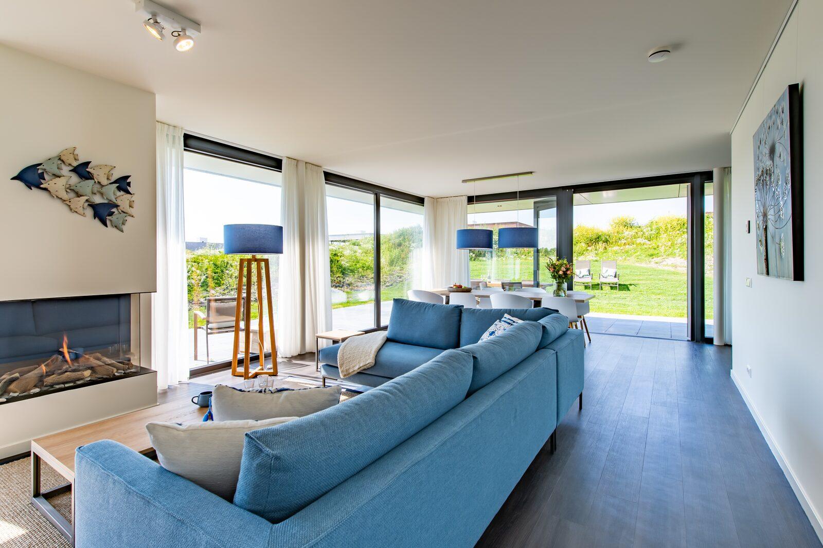 Luxus-Ferienvilla zeeland duinvallei 9 de groote duynen