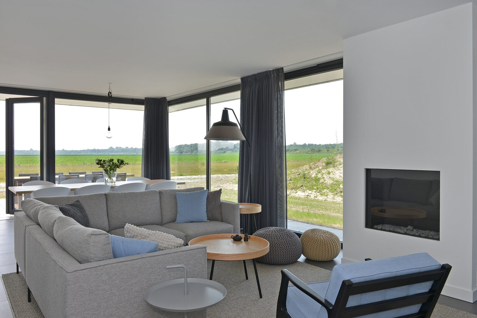Luxus-Ferienvilla zeeland zandvillas waterlijn 16
