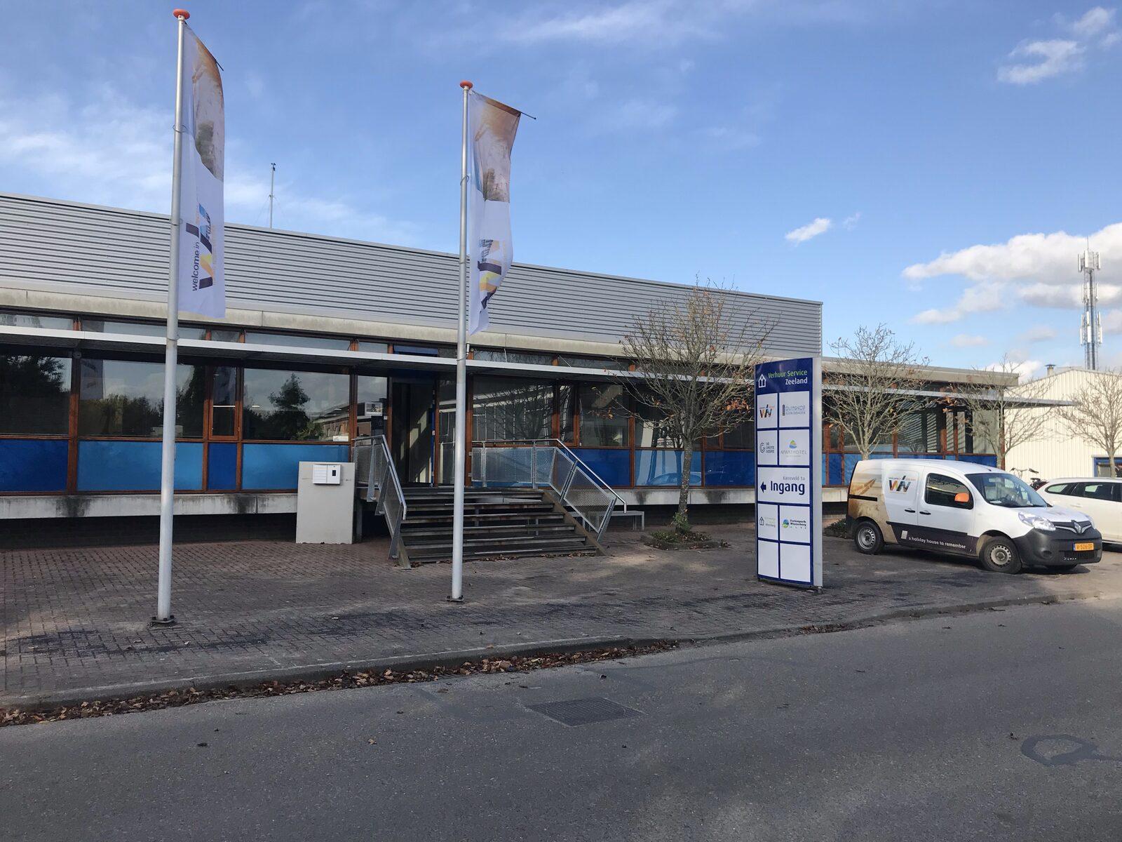 kantoorpand Verhuurservice Zeeland