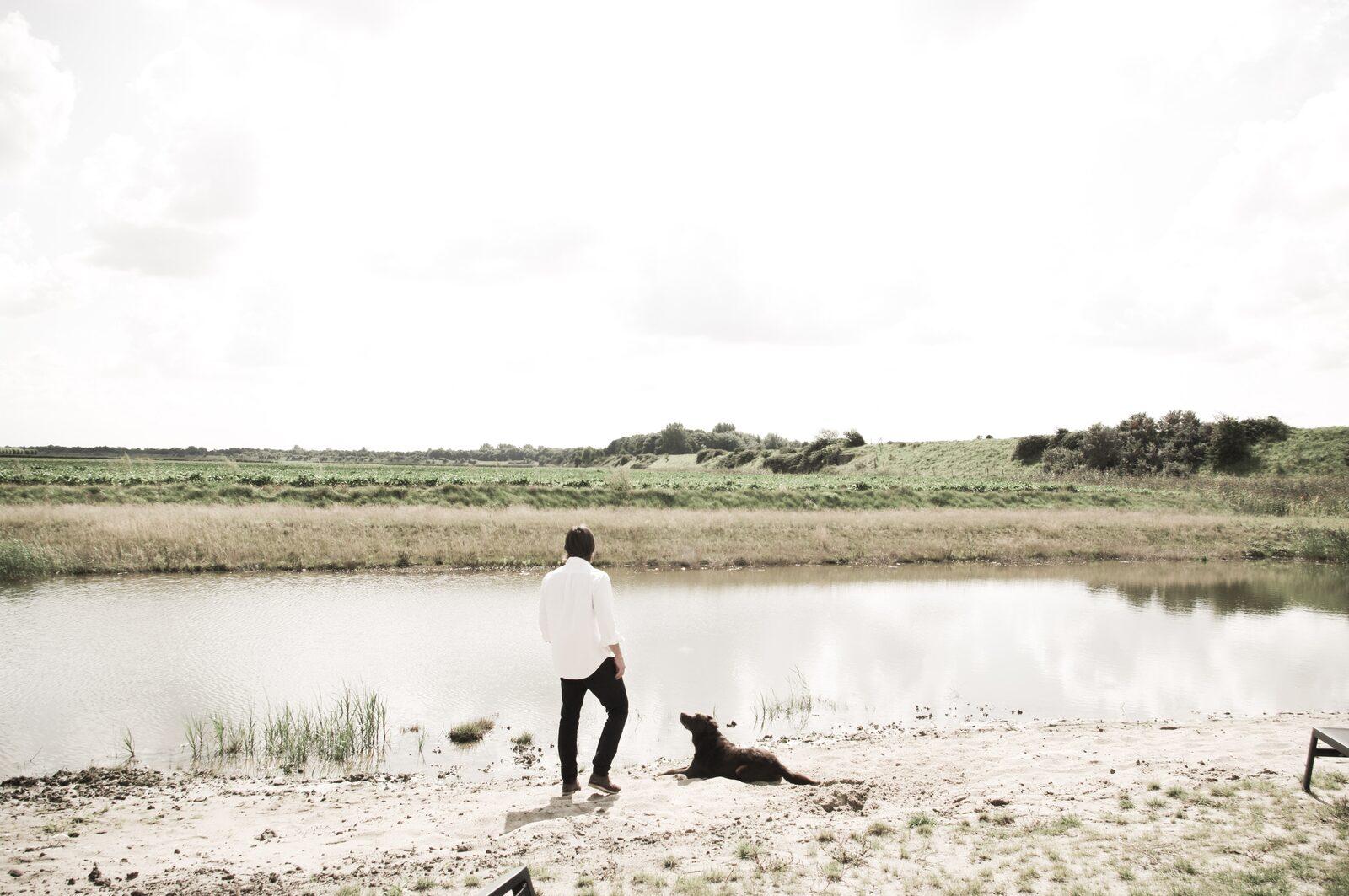 Luxus-Ferienhaus Zeeland Hunden wilkommen
