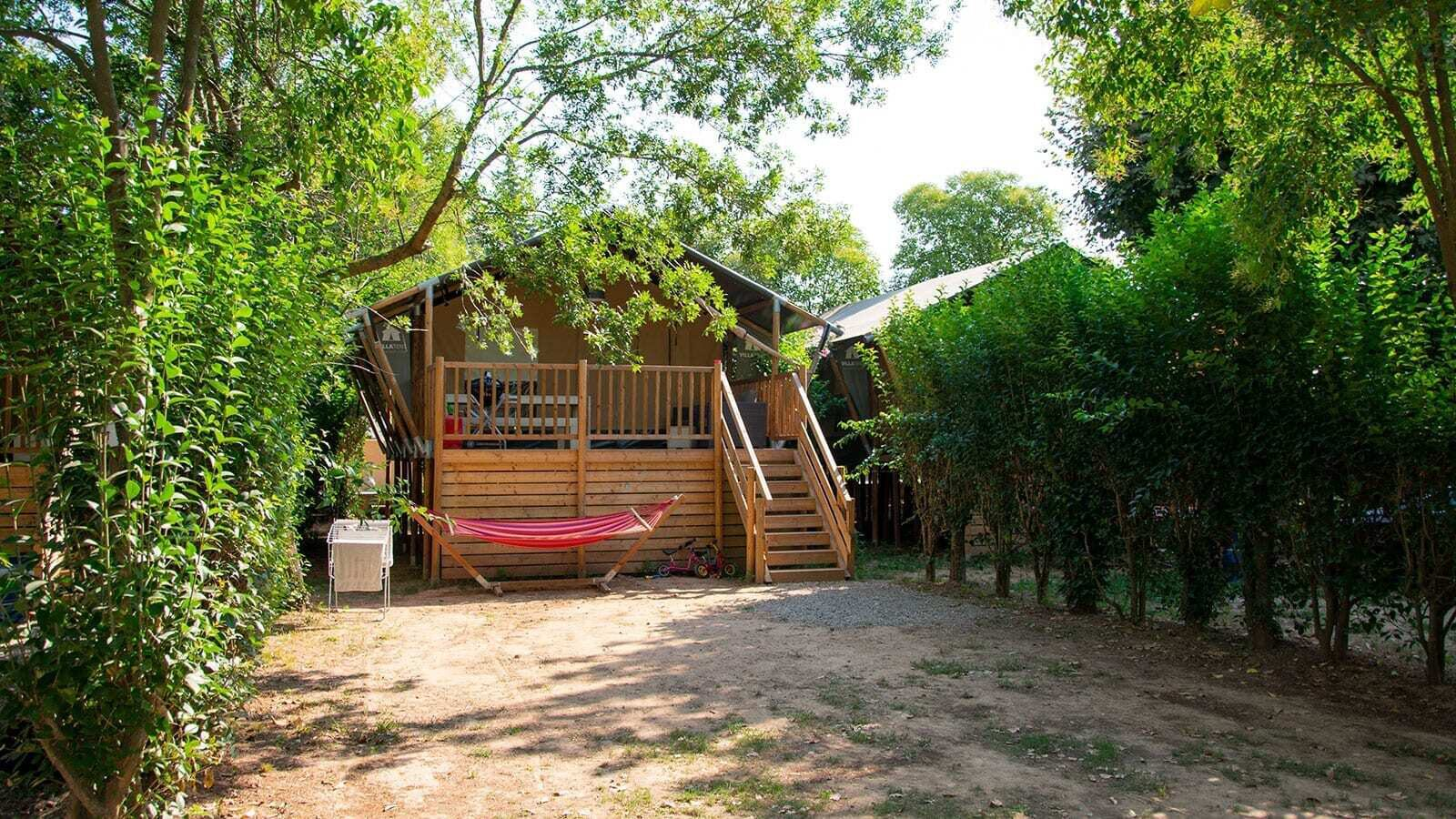 Safaritent Provence