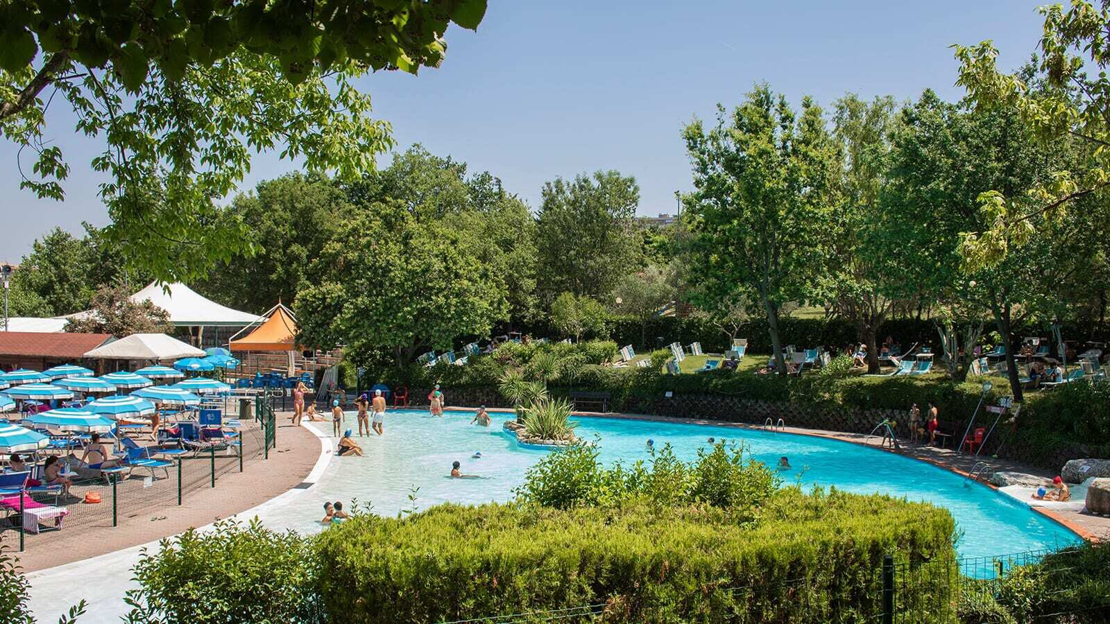 Campsite - Centro Vacanze San Marino