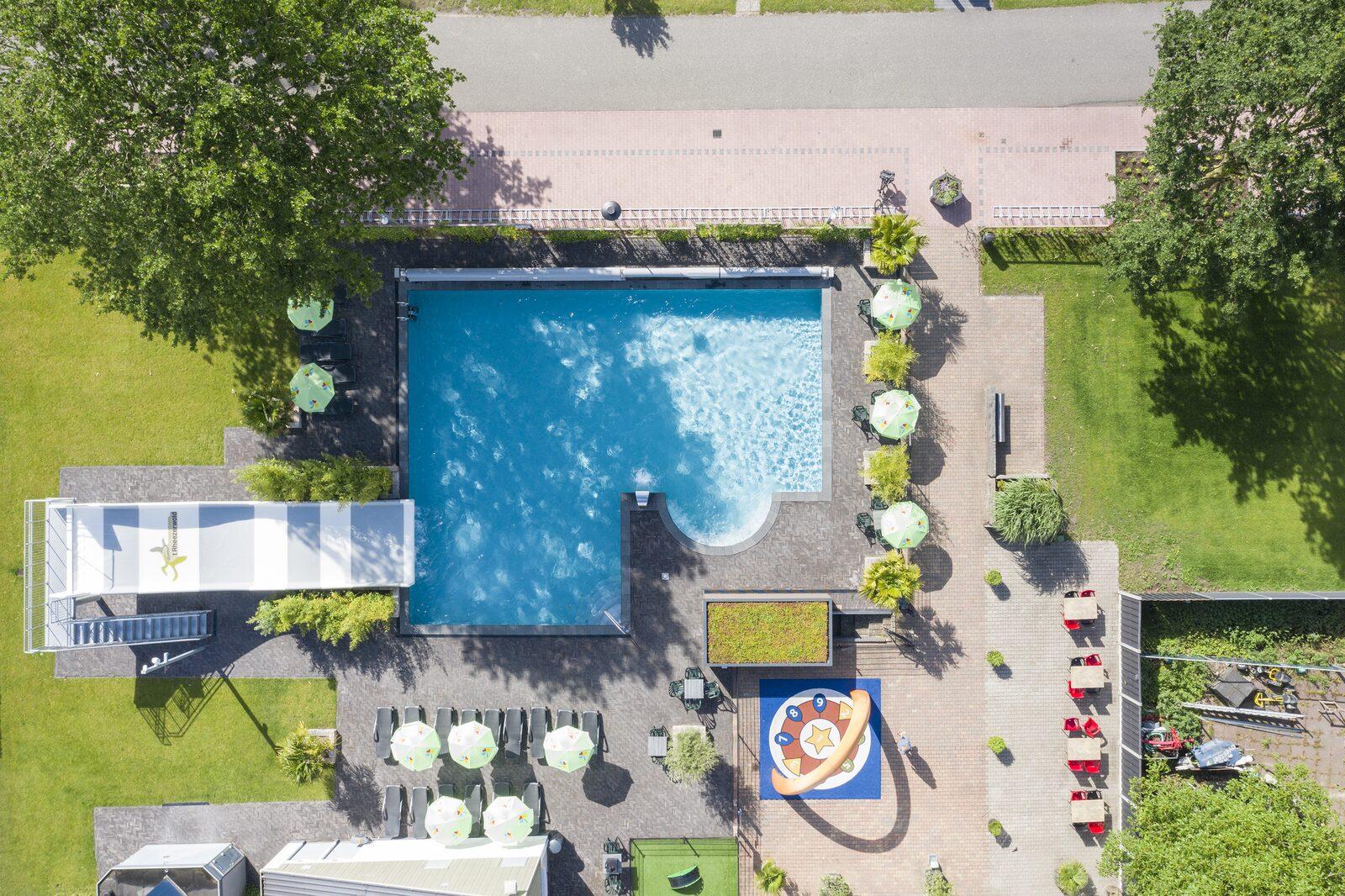 Zwembad protocol
