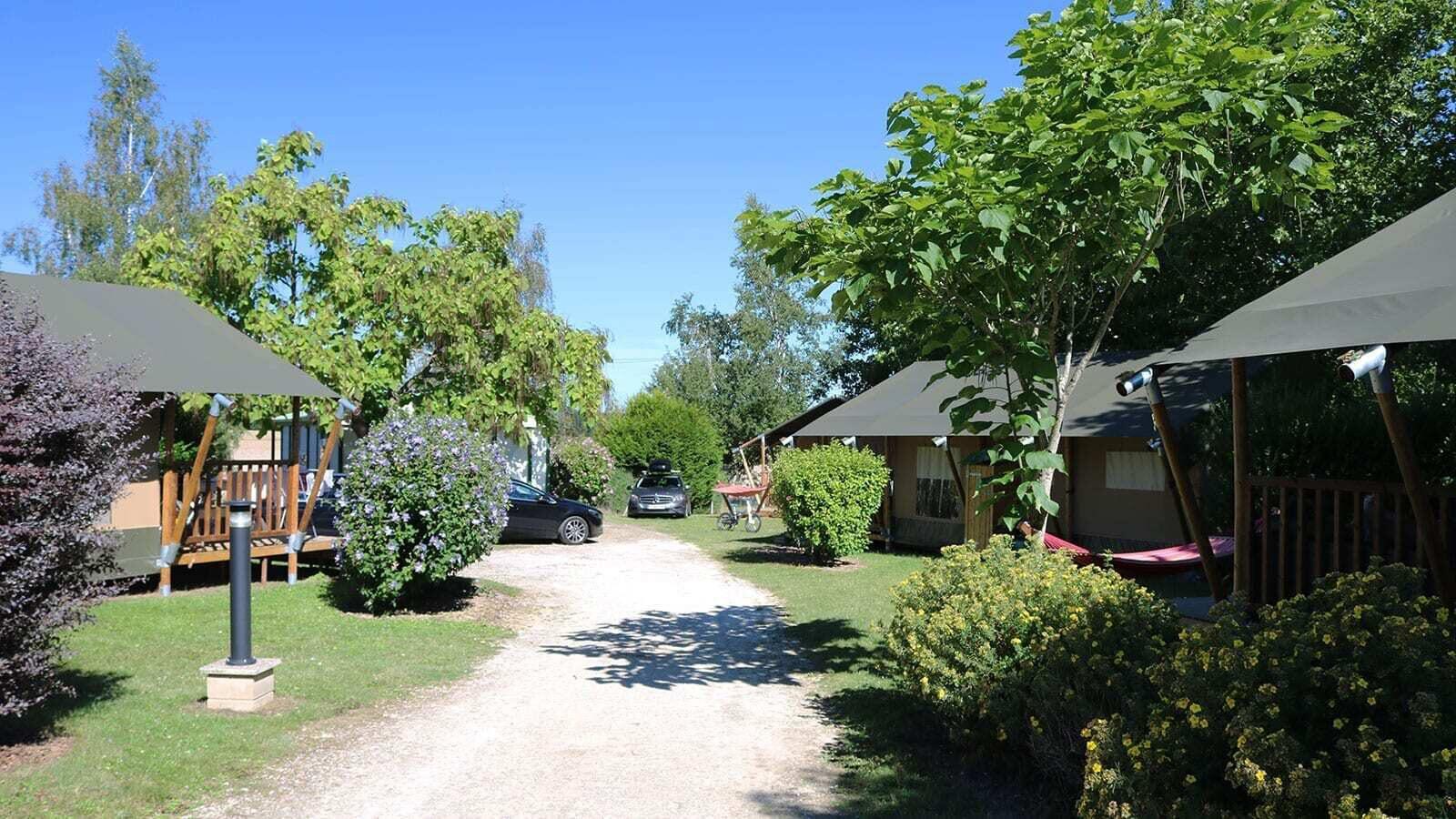 Campsite - Les Bois du Bardelet