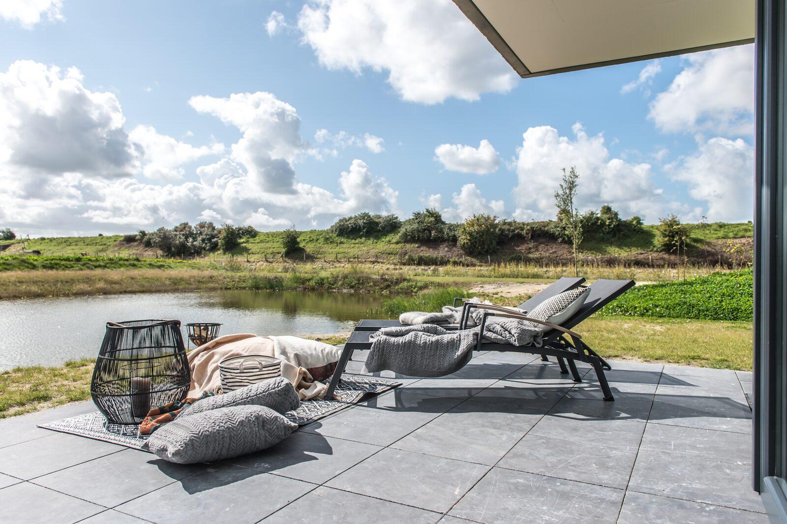 Luxus-Ferienhaus am Meer waterlijn 42 6 personen
