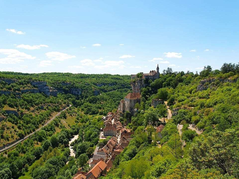 Dordogne, the land of 1001 castles