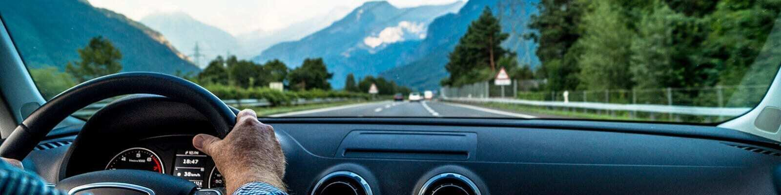 Six tips for a long car journey