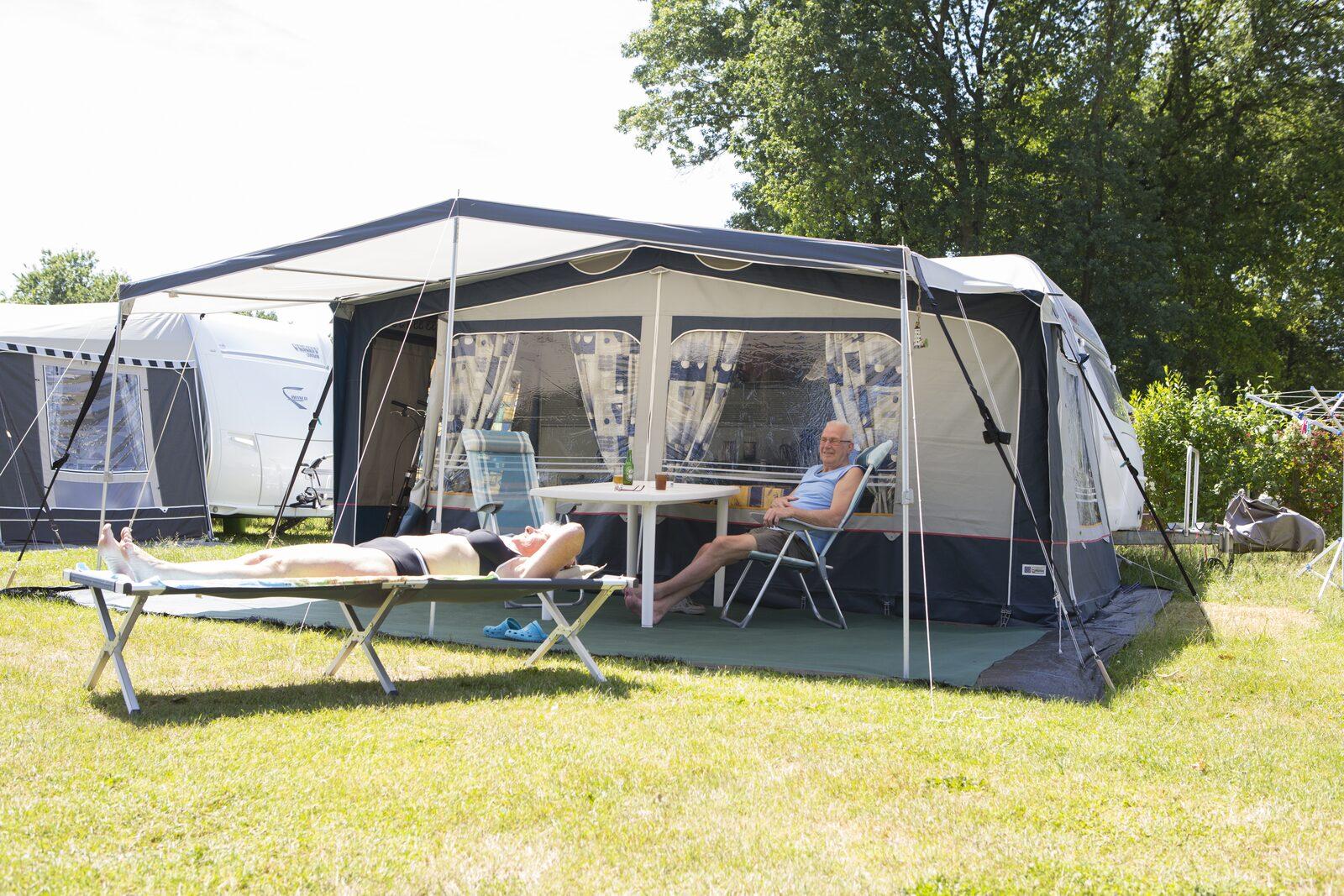 Camping bij Wierden