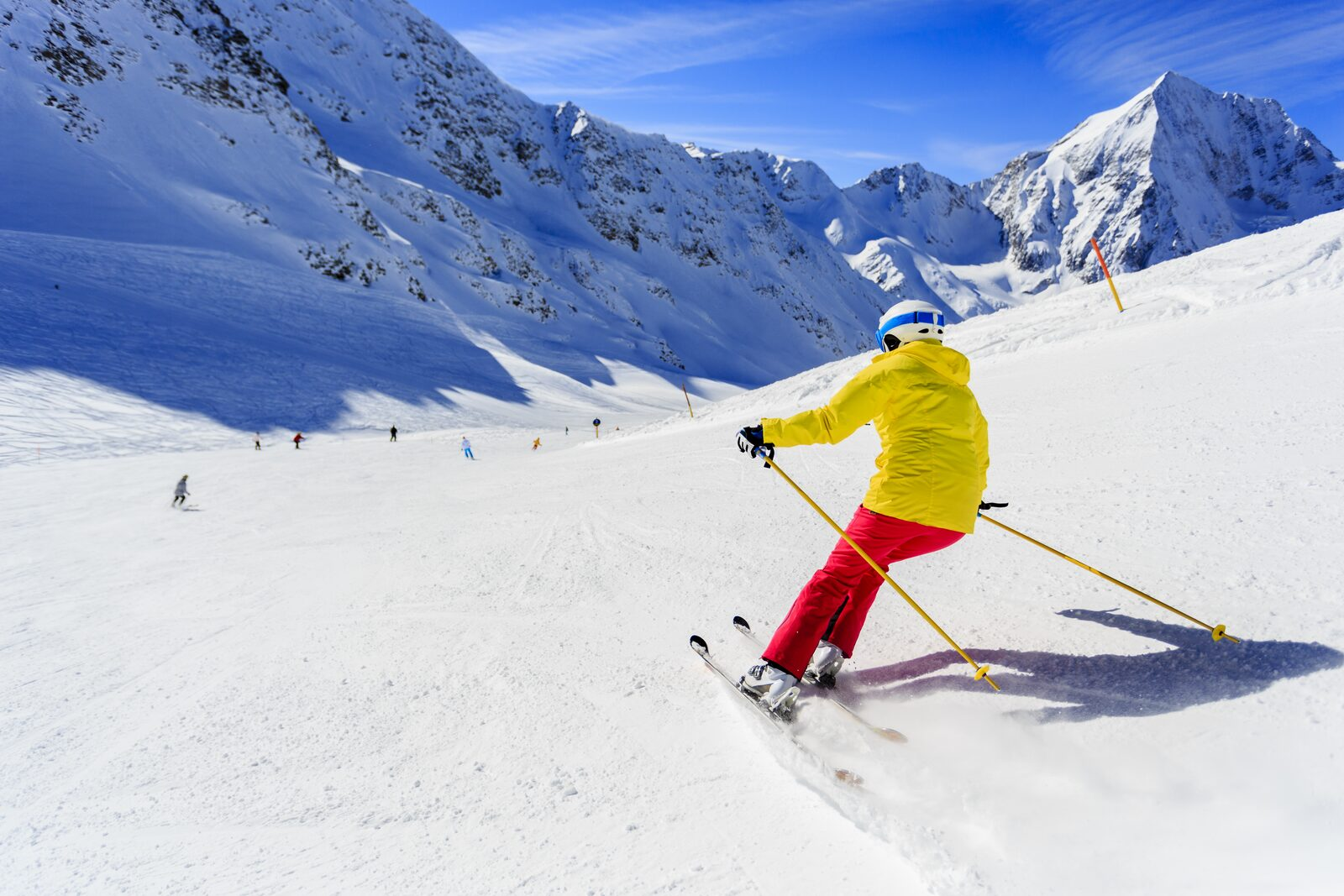 Ski resort Les Portes du Soleil