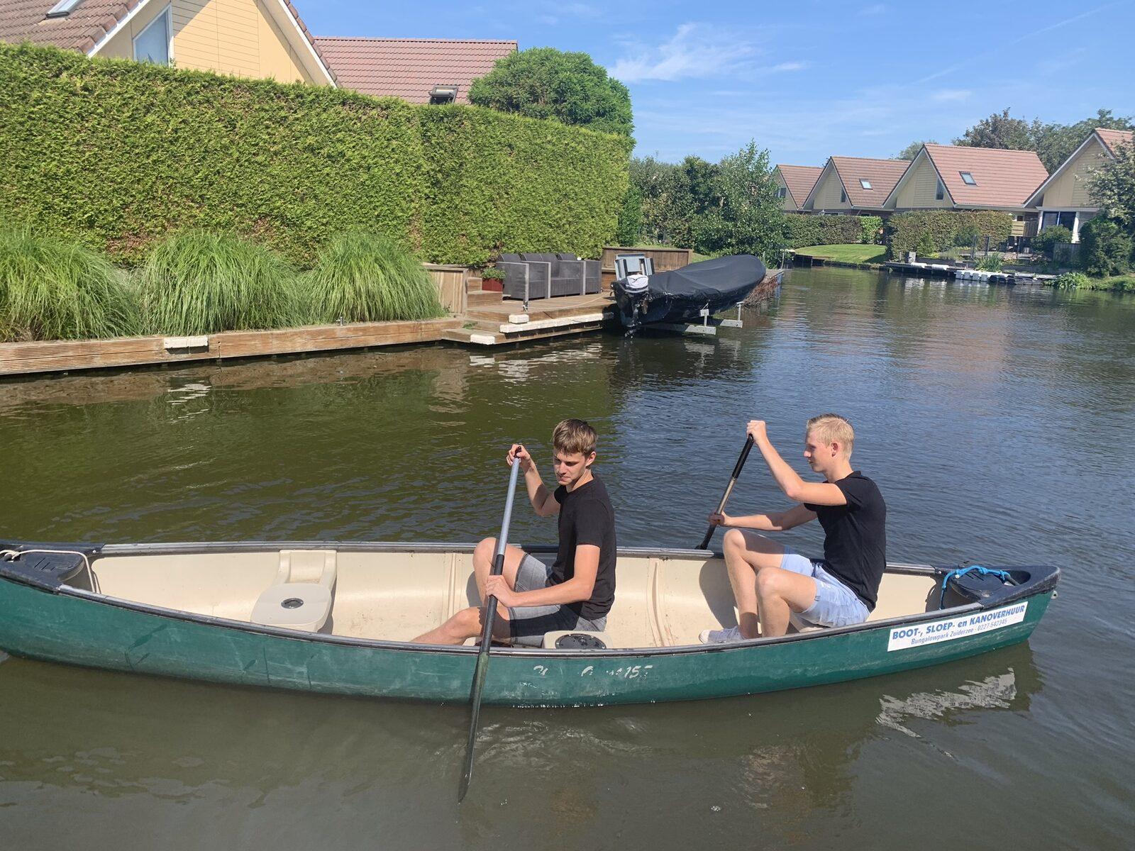 Canoe Zuiderzee