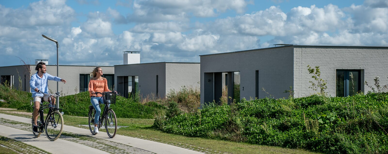 Luxury holiday villa for 8 persons in zeeland