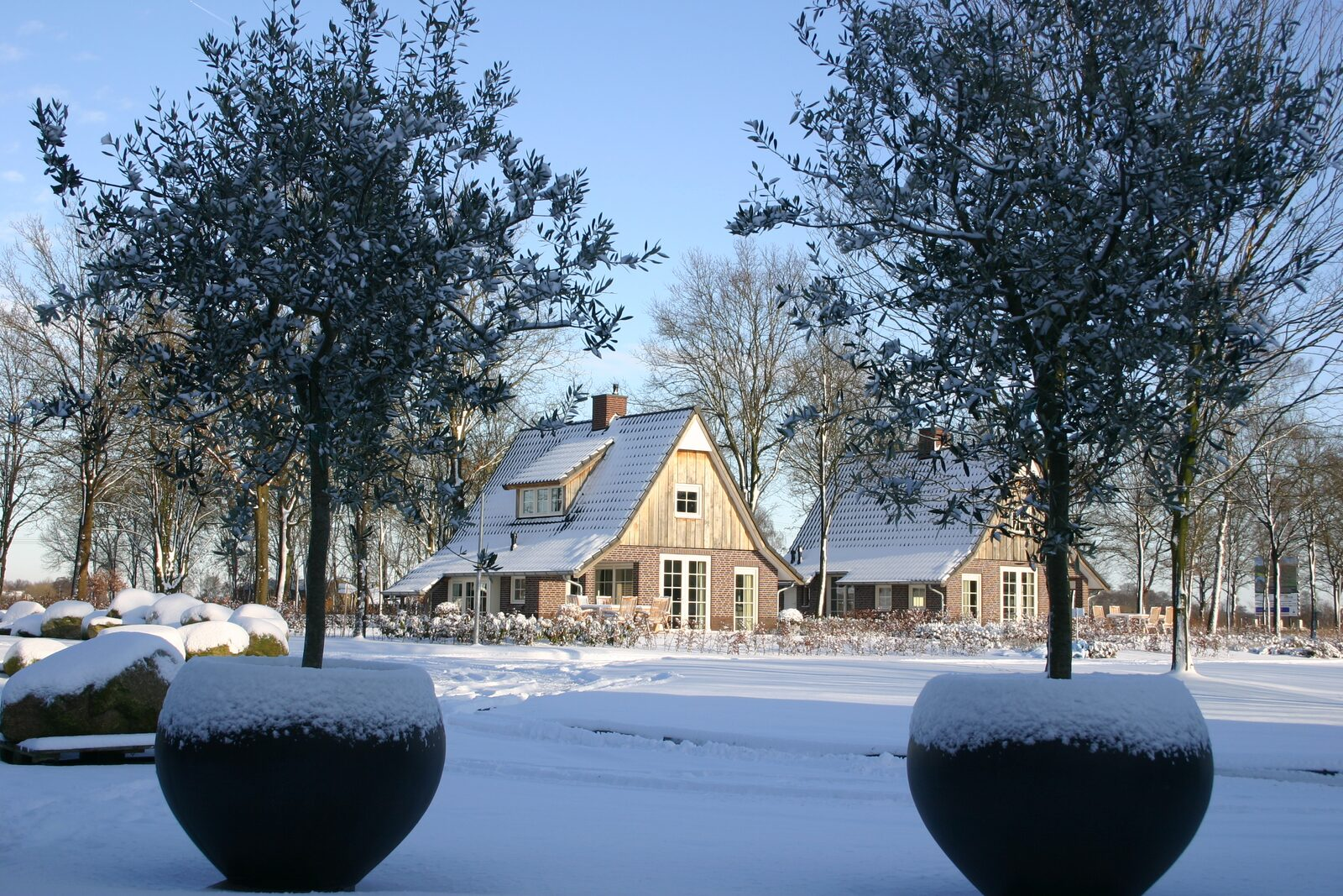 Rent a home New Year's Eve The Netherlands