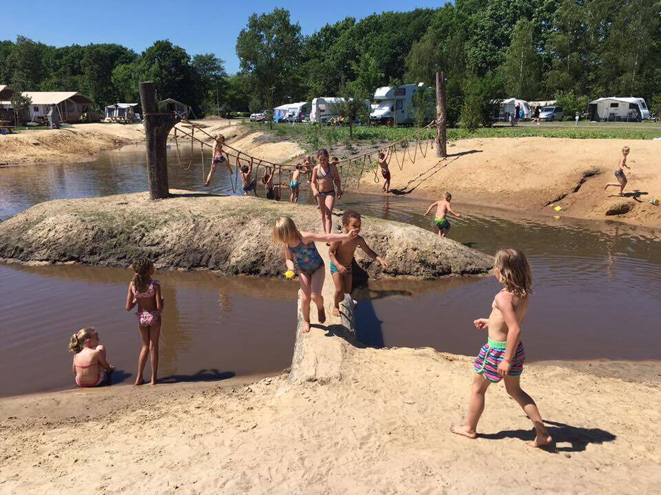 Campingplatz für Kinder in Overijssel