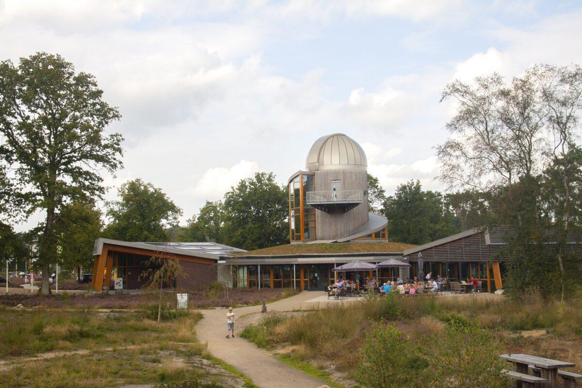 Visitor Center Sallandse Heuvelrug