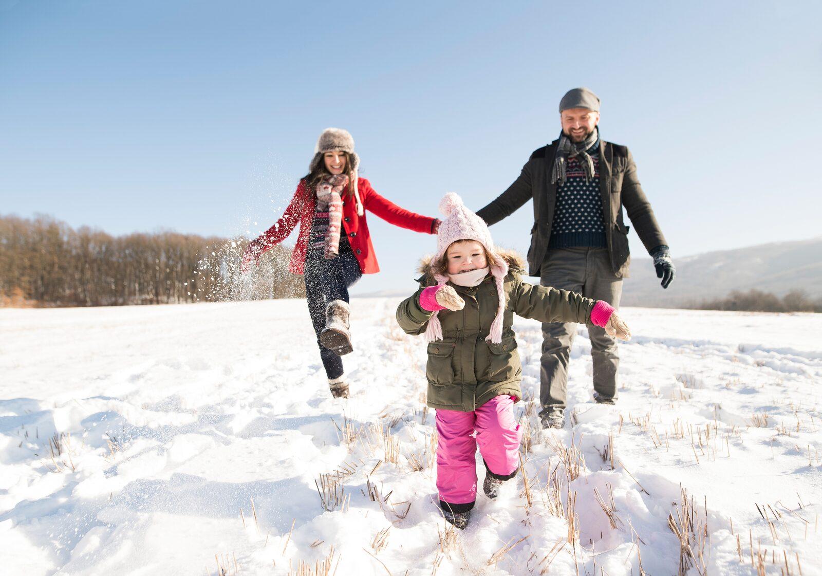 Kerstvakantie vieren met de familie op Terschelling