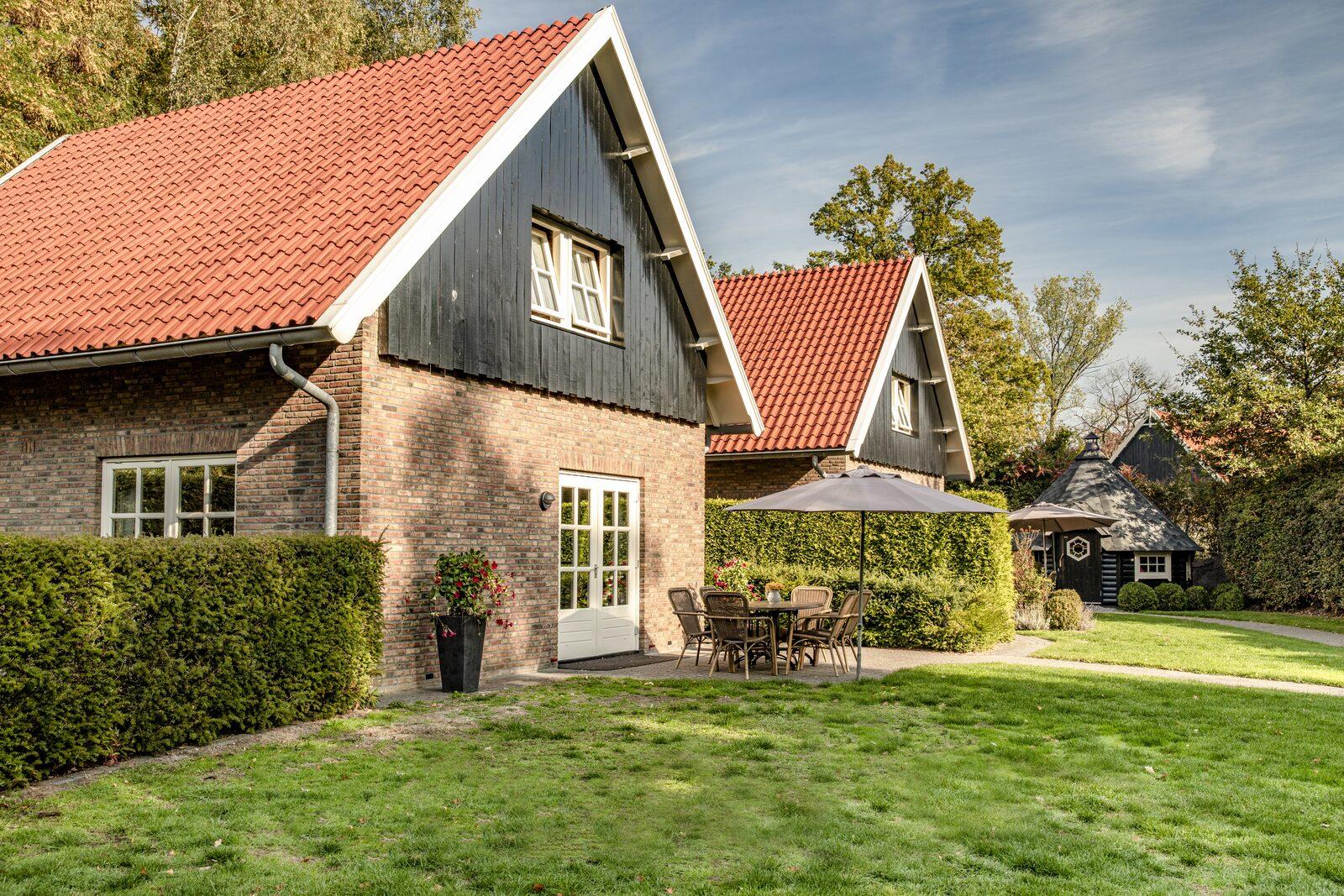Kleinschalig vakantiepark - Landgoed 't Borghuis