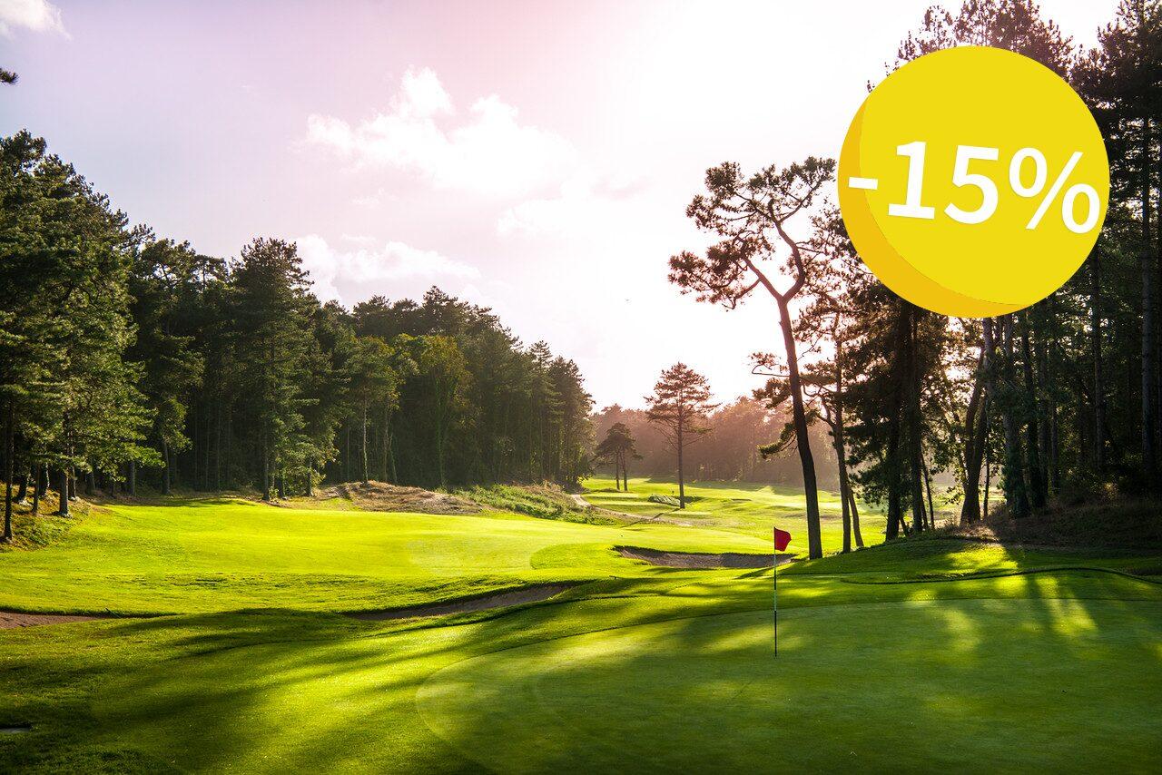 Golfen in Hardelot