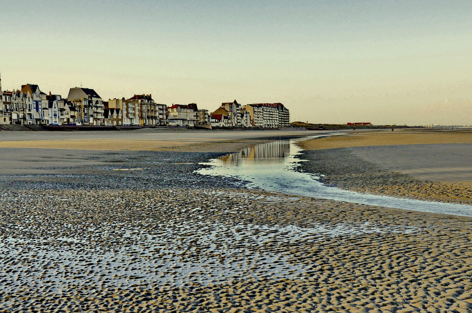 Bray Dunes, a charming seaside resort