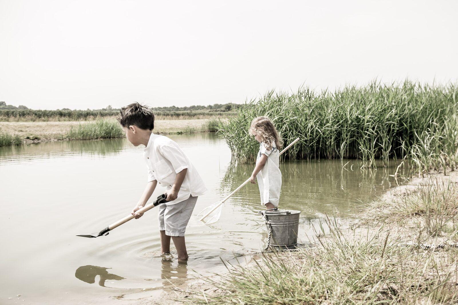 Luxus-Sommerurlaub in Holland am Meer
