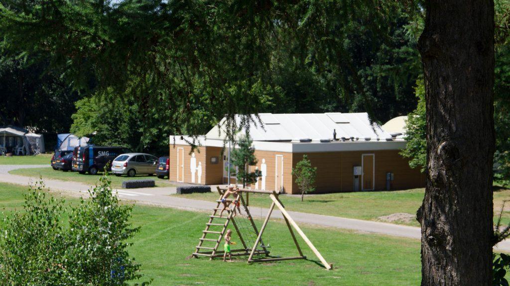 Camping met sanitair | Wilsumer Berge