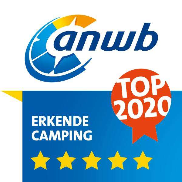 ANWB 5-sterren top Camping 2020