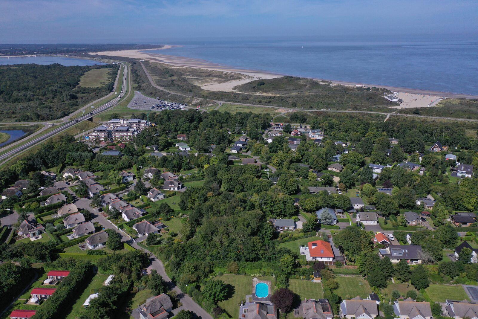 Ferienhäuser de Banjaard in Zeeland