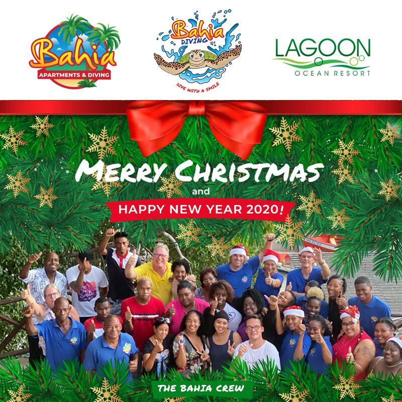 Kerst op Curaçao