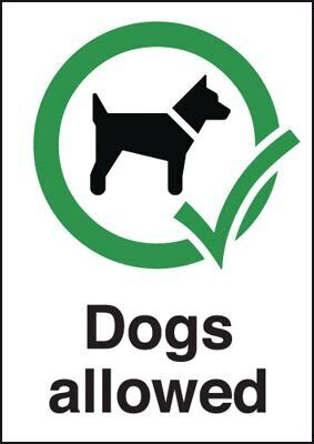 Huisdieren toegestaan