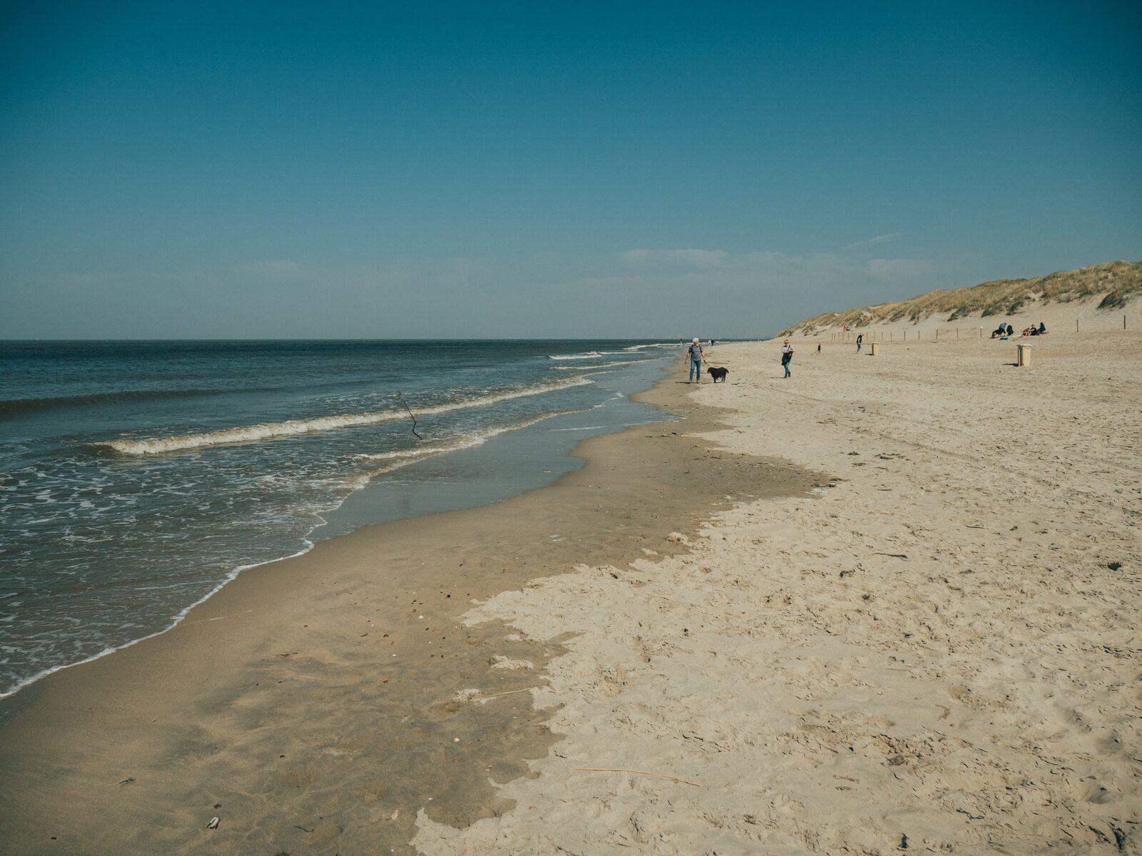 Strand van Ouddorp