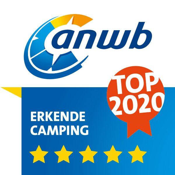 ANWB 5 sterren 2020!