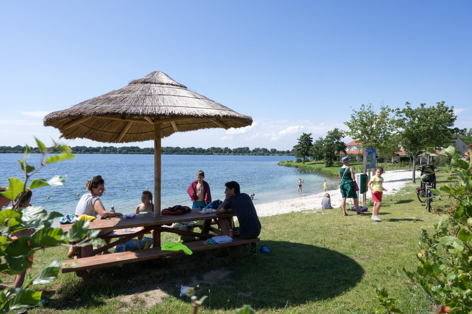 Beach Resort Boschmolenplas