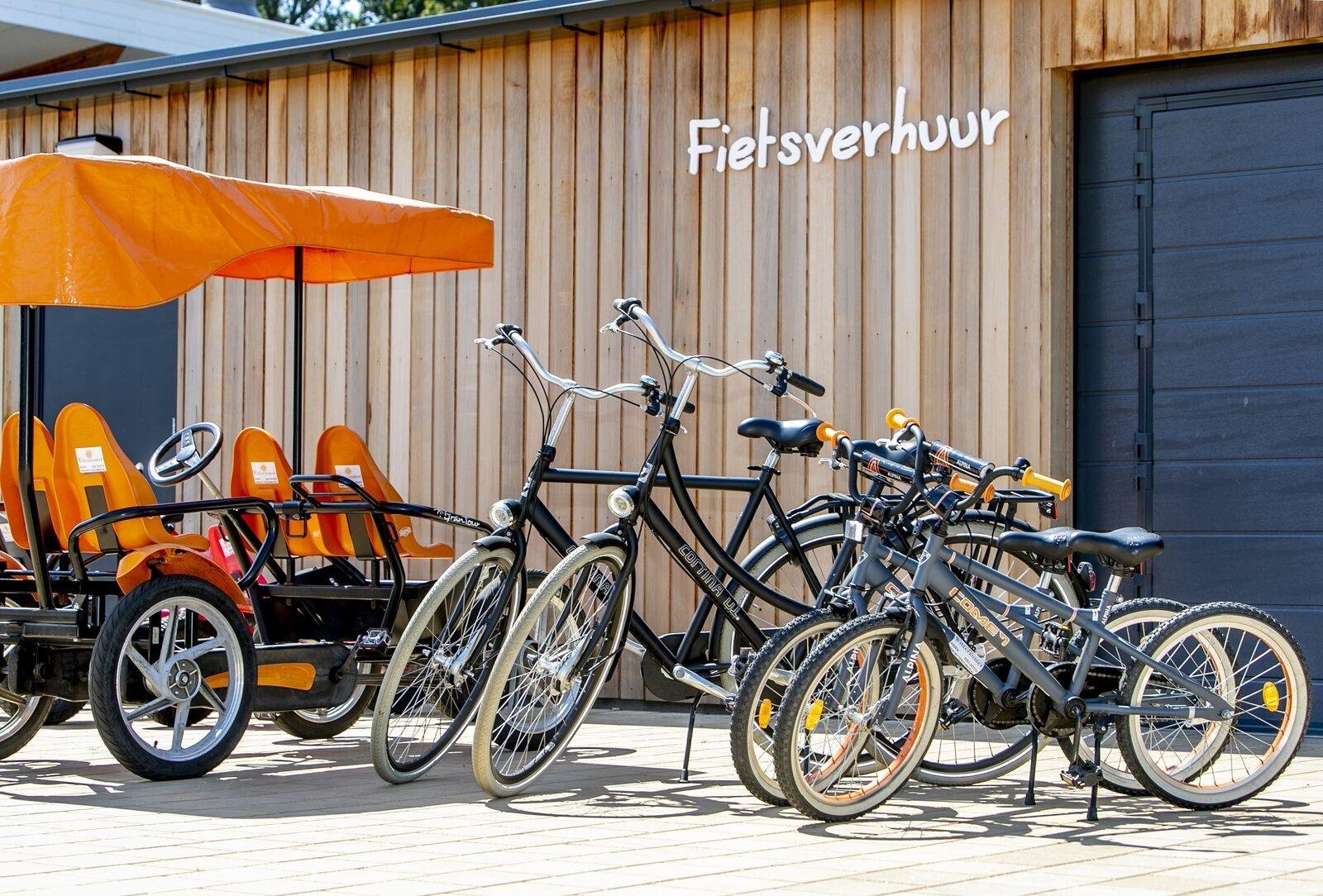 Vacature: Weekend-/vakantiehulp - Terrein, fietsen en onderhoud