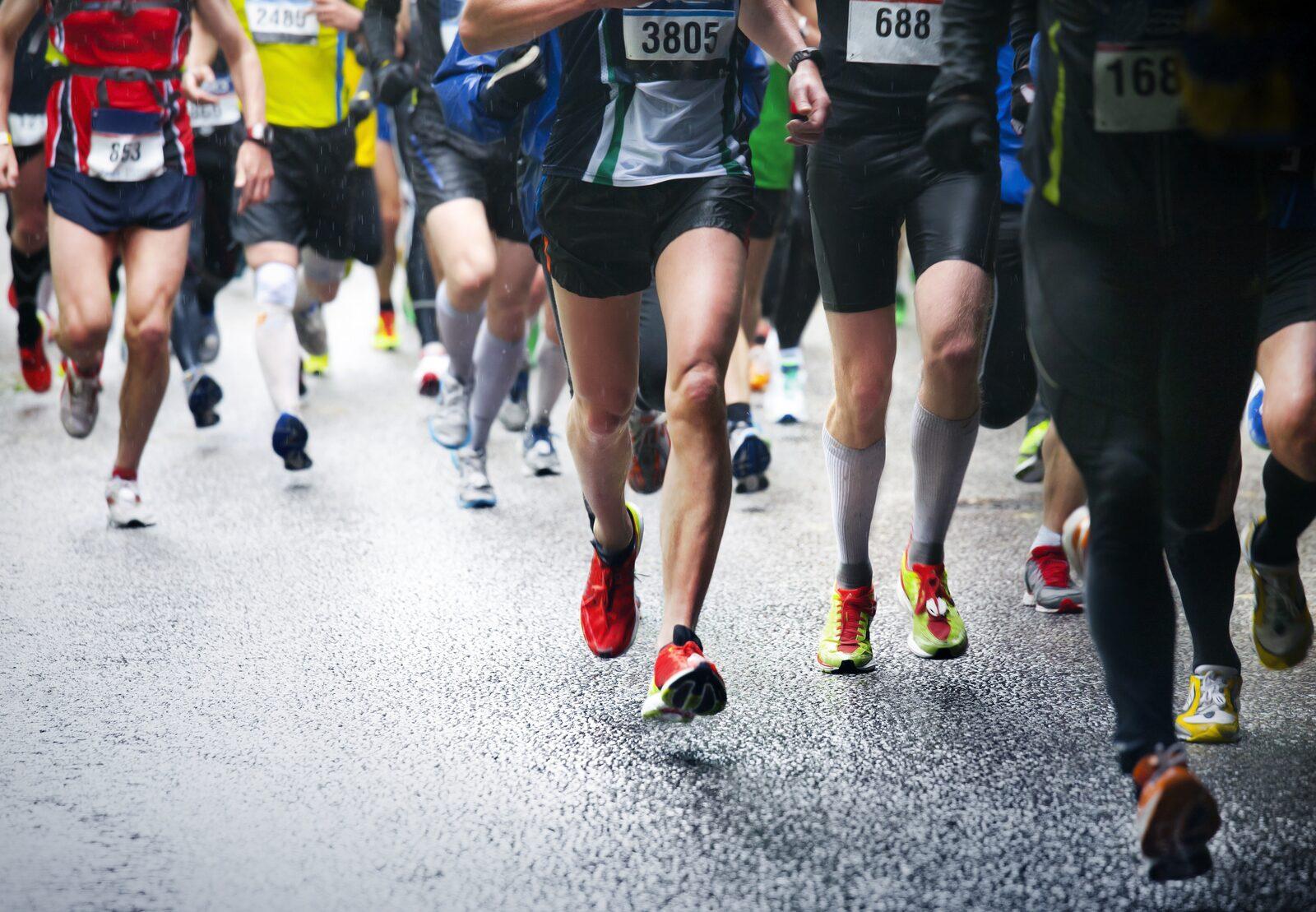 Heidelauf und Marathon Ede
