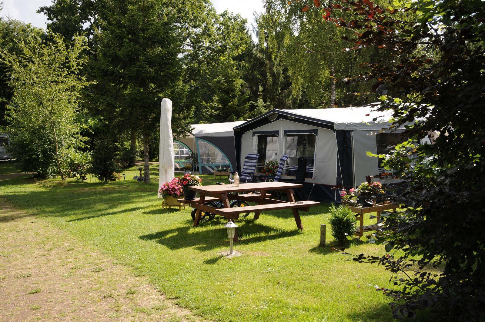 De Veldkamp: Recreatiepark op de Veluwe