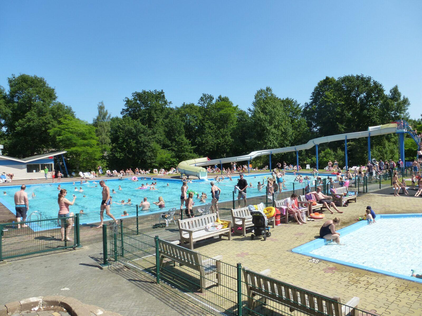 Camping Drenthe met zwembad