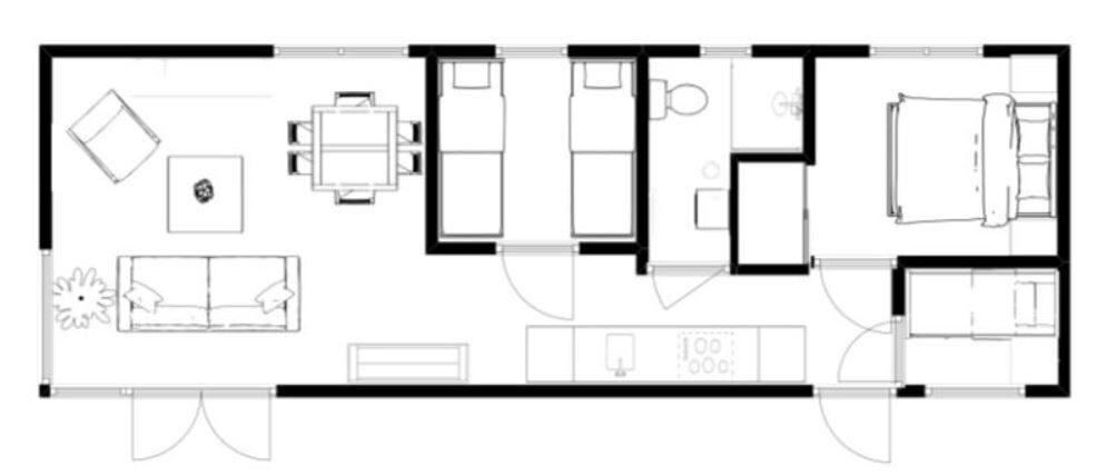 Casa di Rialto V6 ( Kavel 74 )