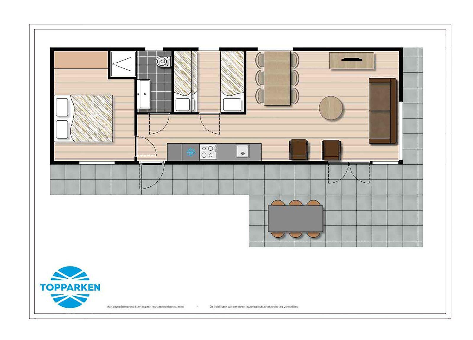 Casa di Rialto ( kavel 156 )