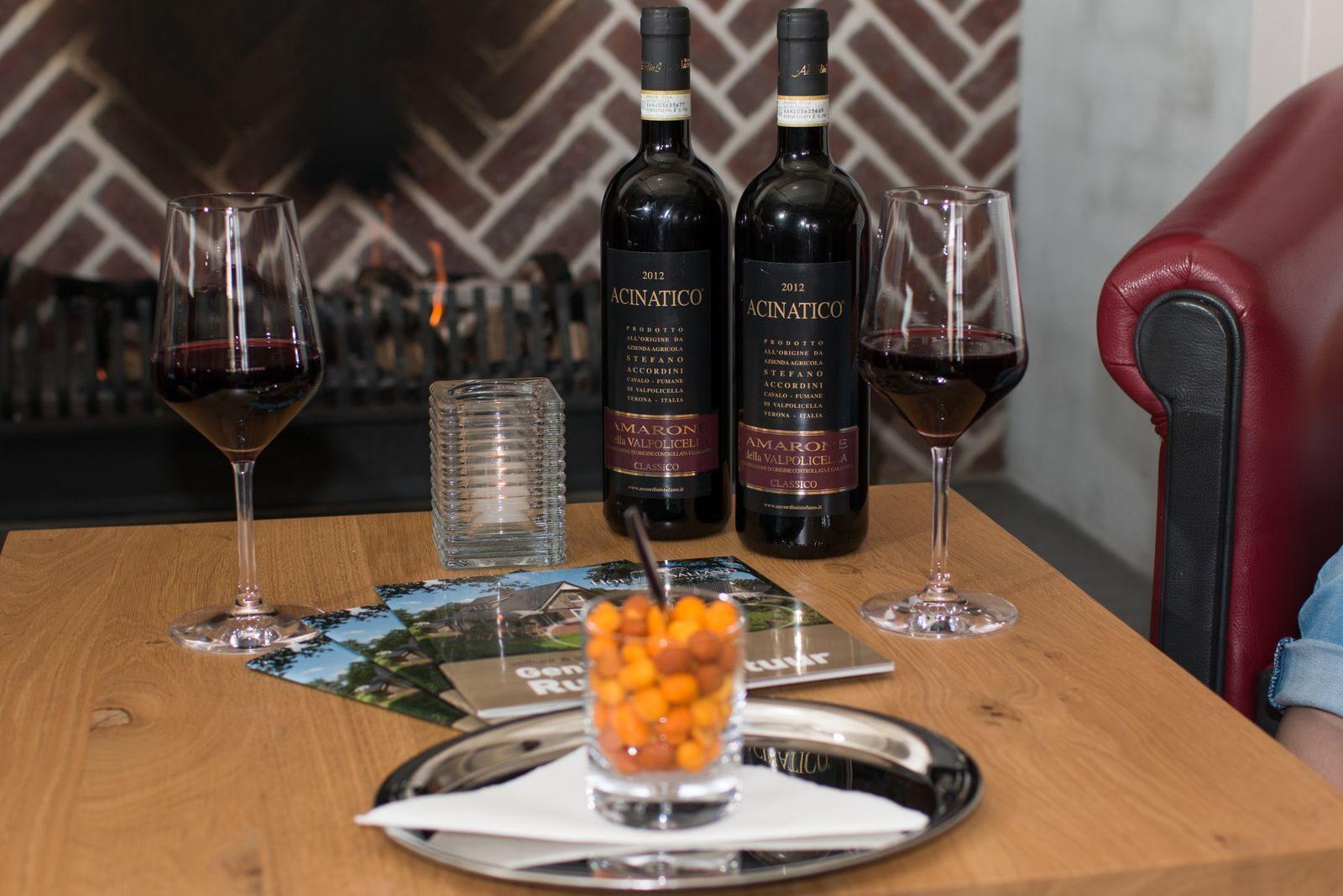 Wine & Dine avond