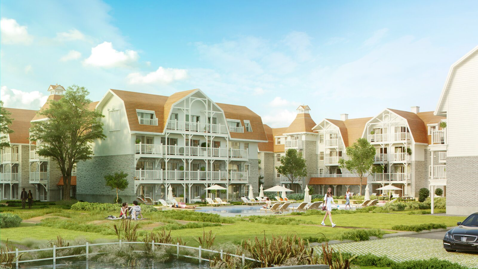 New destination for June 2021: Camiers Sainte Cécile near Le Touquet Paris Plage !