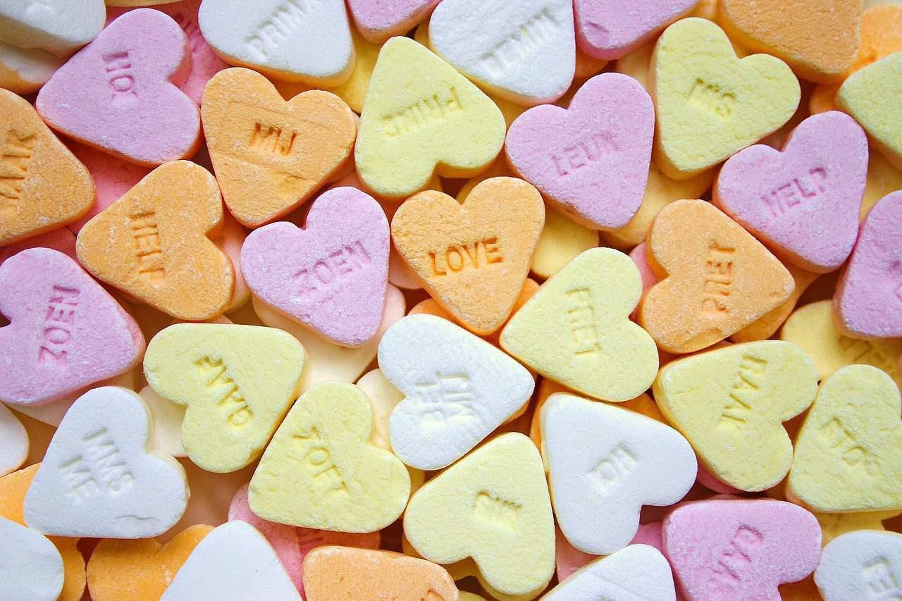 Valentijnsarrangement 2020