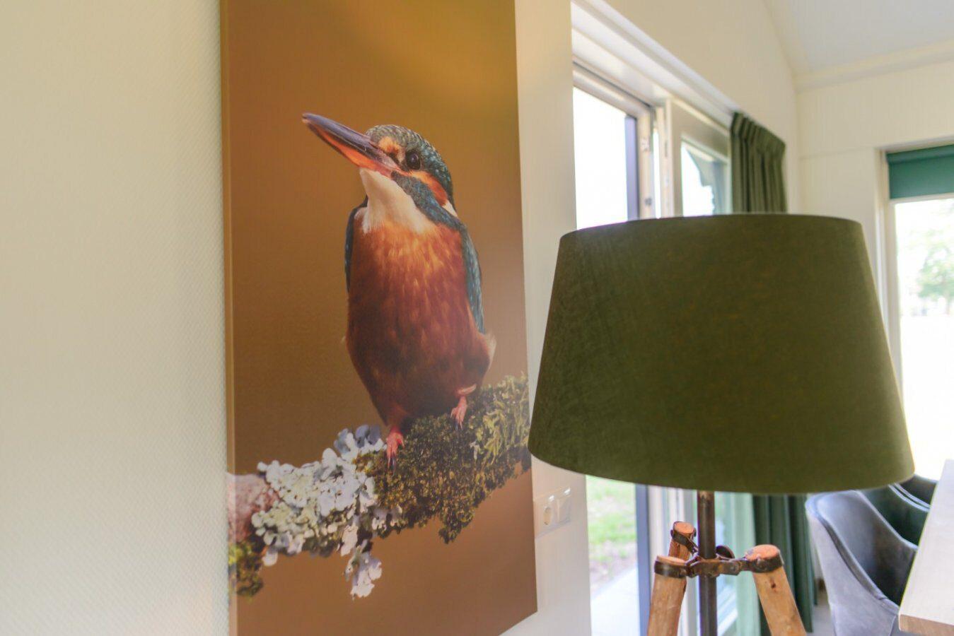 Vogelveld Vrijstaande Villa | 4 persoons | Wellness