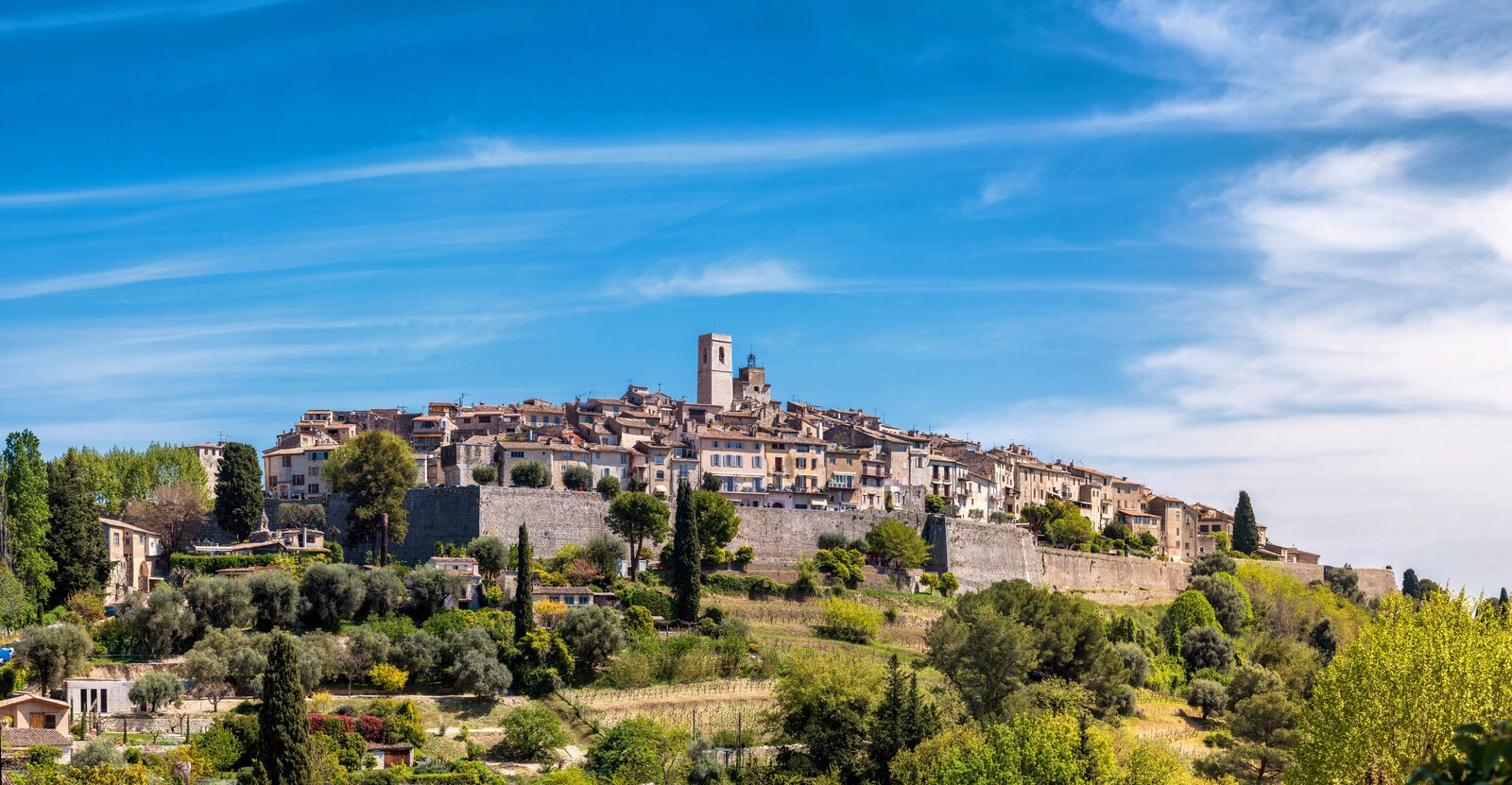 Discover Vence & the French Riviera