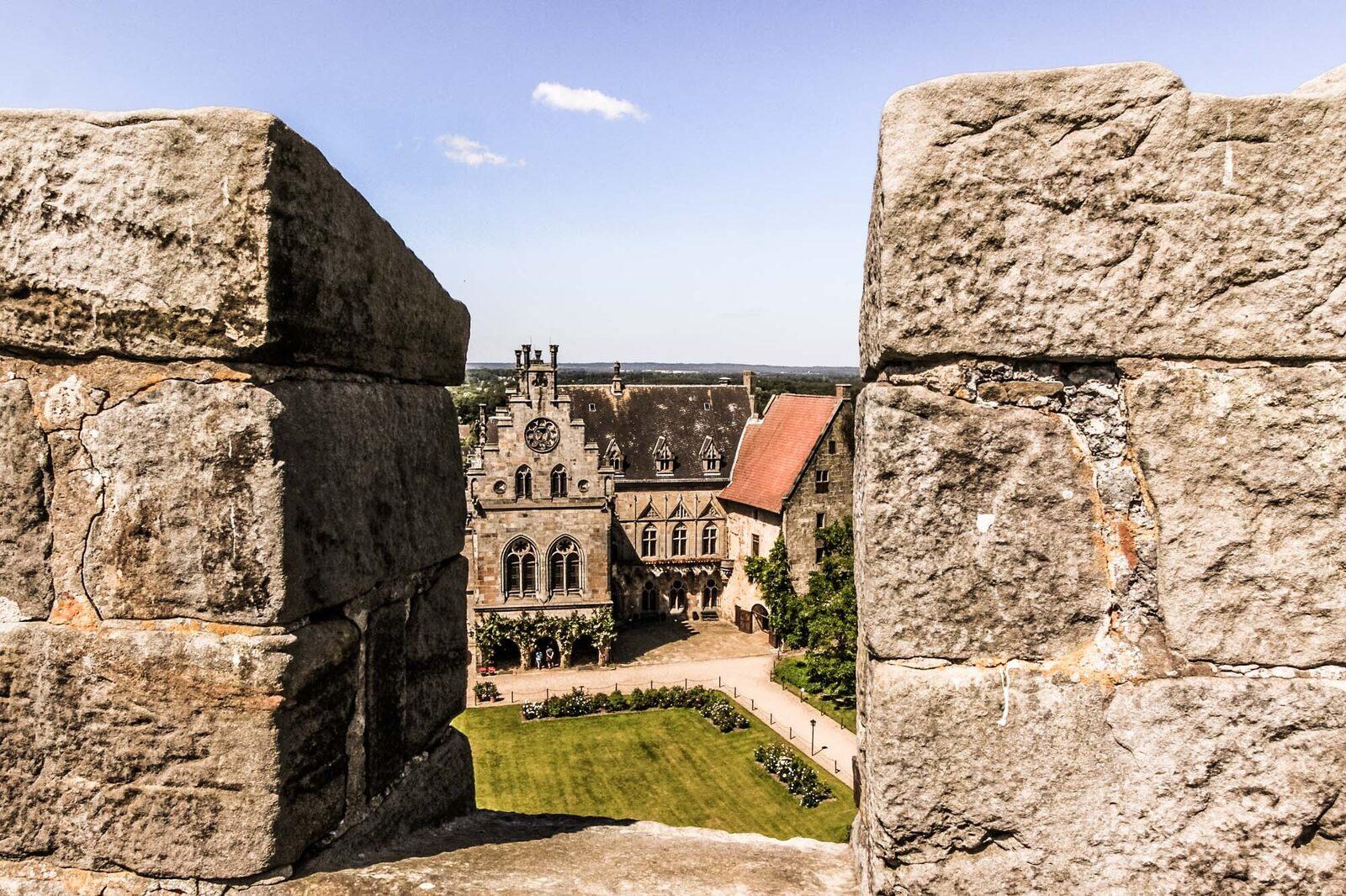 Het Kasteel Bentheim