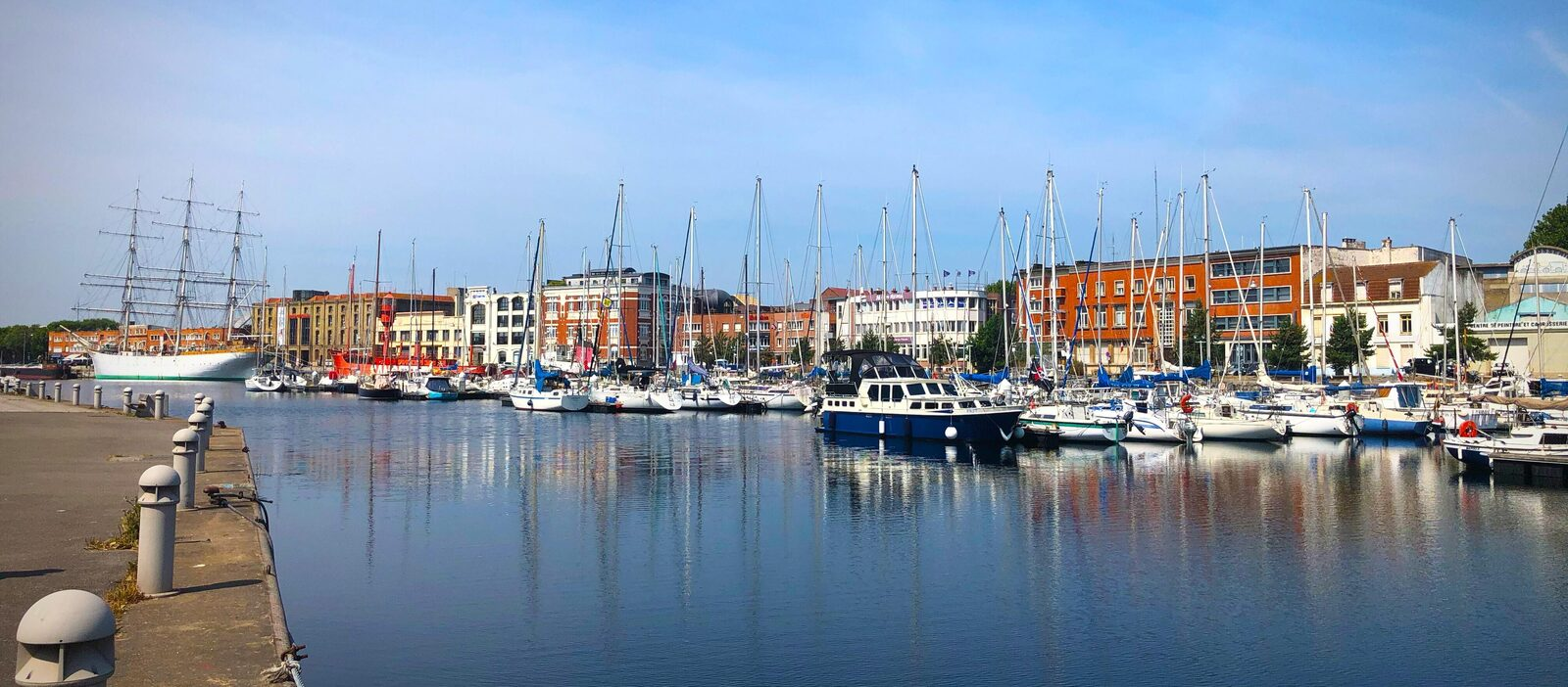 Visitez Dunkerque (Ligne 20 gratuite)