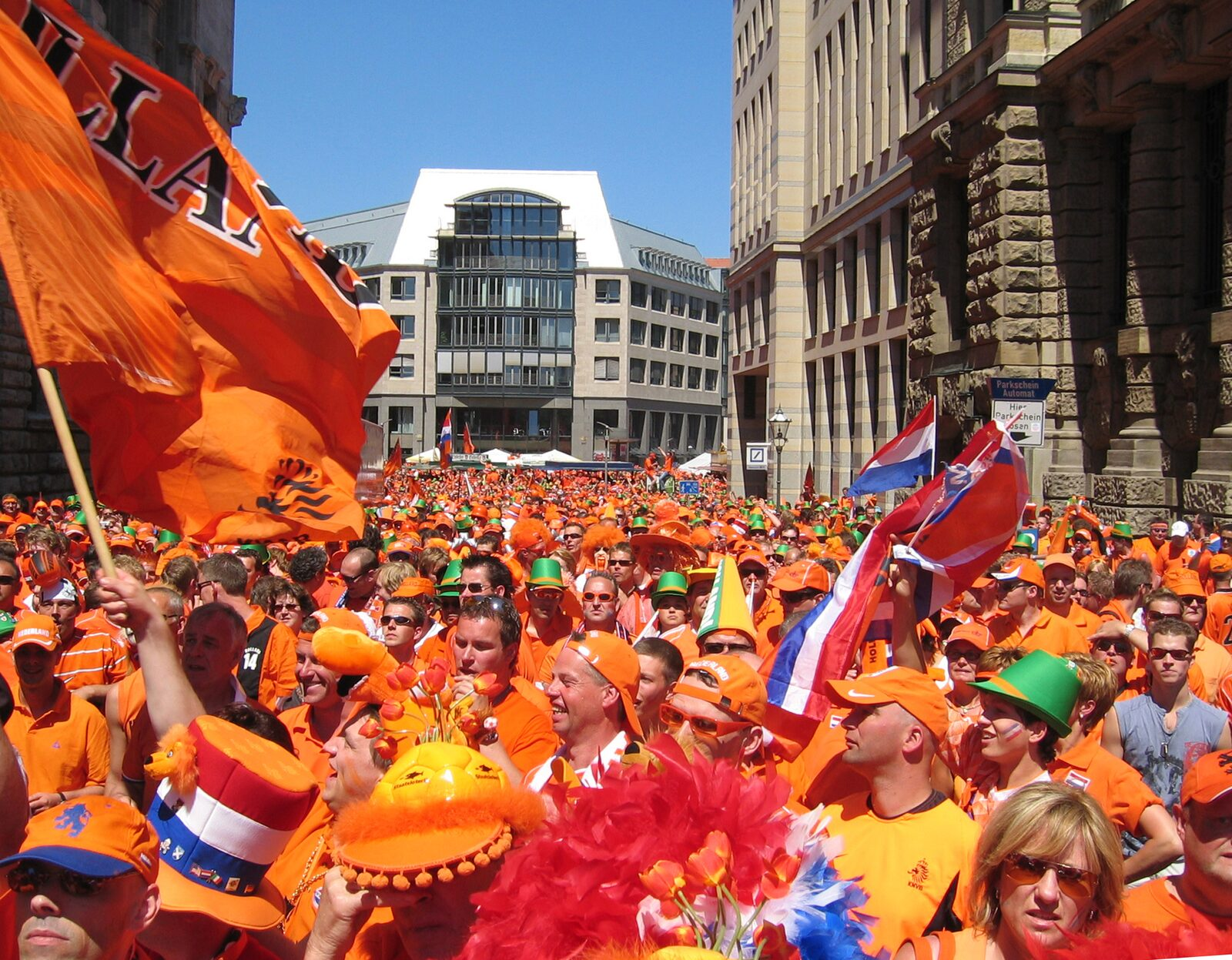 King's Day Voorthuizen