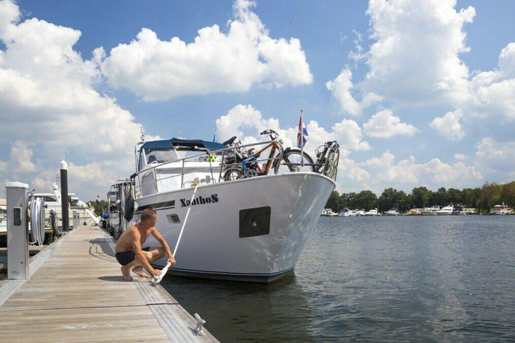Segeln Sie mit Ihrem eigenen Boot