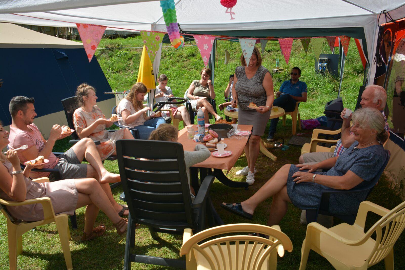 Waarom kamperen gelukkiger en gezonder maakt!