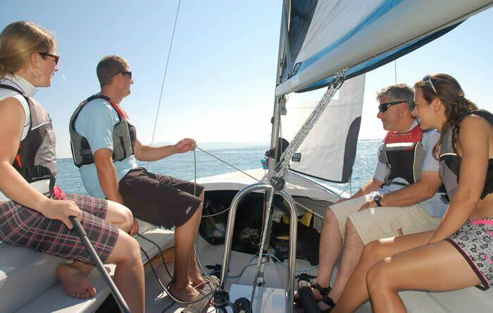 Půjčovna plachetnic Proyachting