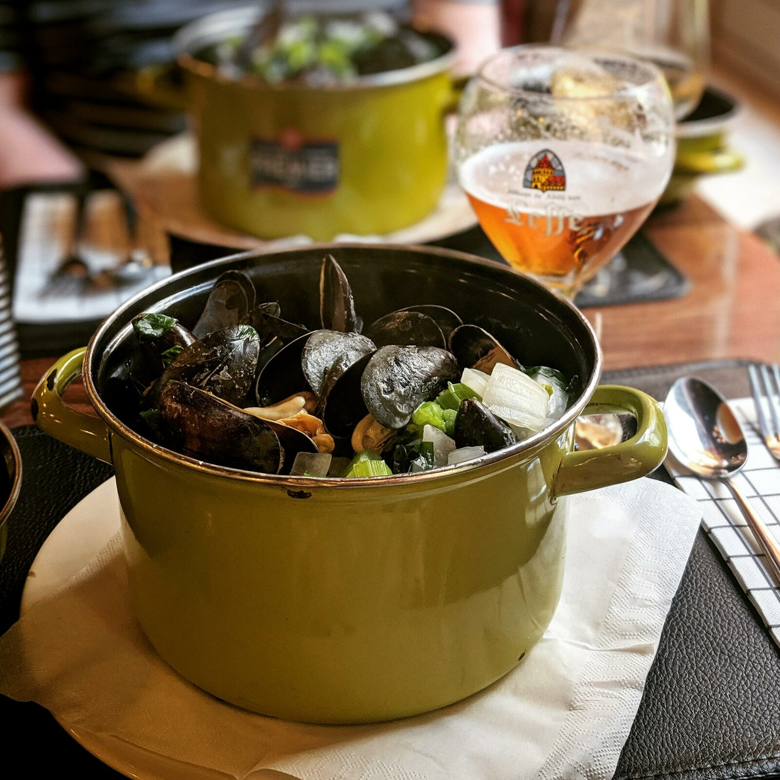 Moules frites touquet paris plage