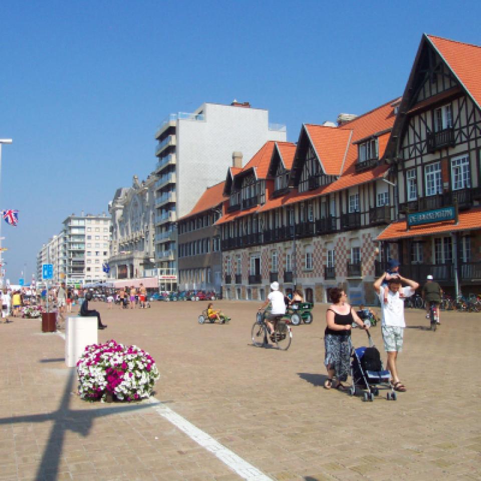 Zeedijk Nieuwpoort